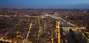 Strazile din Paris