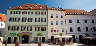 Strazile din Bratislava