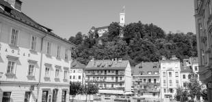 Strazile din Zagreb si Ljubljana