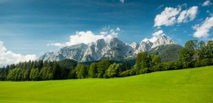Tauernradweg, Austria