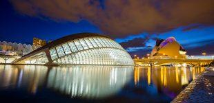 Strazile din Valencia