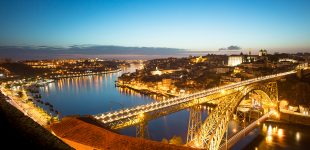 Strazile din Porto