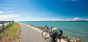 Slovenia pe bicicleta