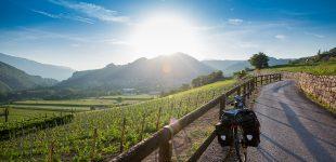 Nordul Italiei pe bicicleta