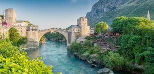 Mostar, Bosnia si Hertegovina