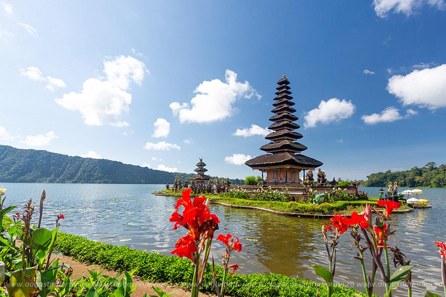 Templul Ulun Danu Beratan, Bali
