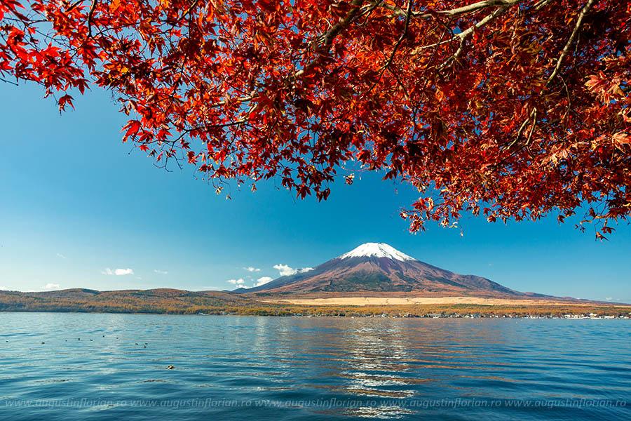 Mt. Fuji, Japonia
