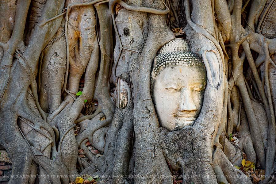 Ayutthaya, Thailanda