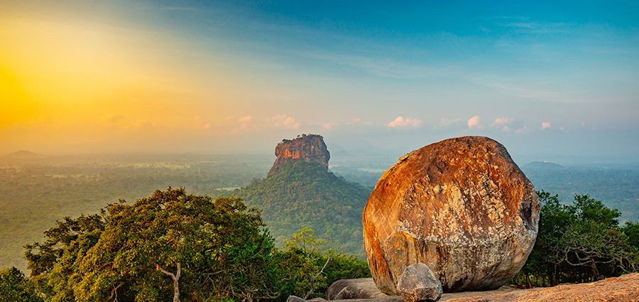 Sigiriya și Dambulla, Sri Lanka